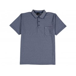 Men's Navy Blue T-Shirt