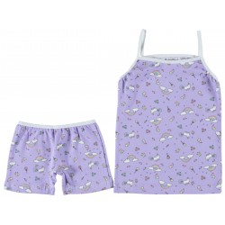 Patterned Girls Underwear SUIT  5- 11 YEARS ( 4 suits package Price )
