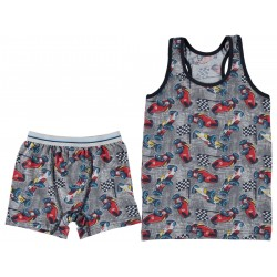 Patterned Boys Colorful Underwear SUIT 3 YEARS ( 6 suits package )