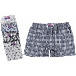 10 Pieces Patterned Man Boxer ( the models can be changed )