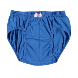 12 Pieces XL Size Male Blue Underwear