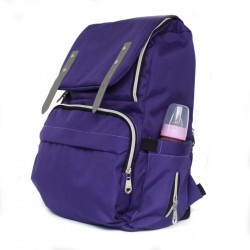 Backpack for mother to put baby necessities