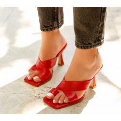 women Heels Slippers