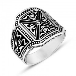 925 sterling silver ring for men