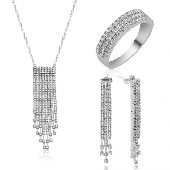 925 sterling silver set for women